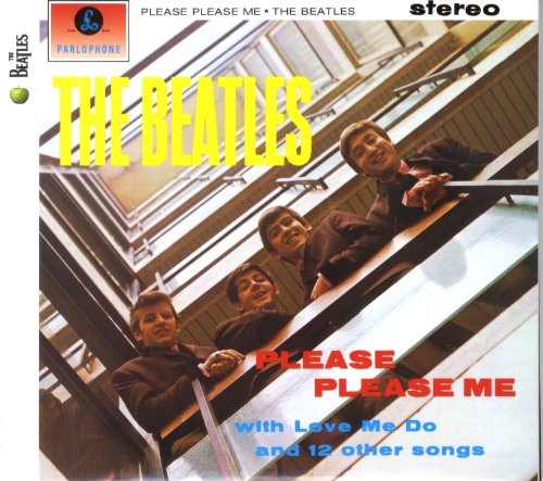 Beatles - Please Please Me (Remastered HDCD) - Zortam Music