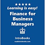 Finance for Business Managers |  IntroBooks