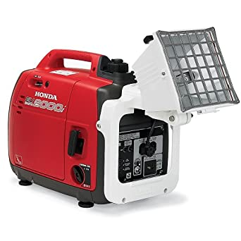 Tele-Lite Portable Generator And Light - 2000 Watts