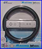 【新製品】Wii リモコン専用レーシングハンドル ブラック
