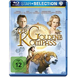 Der goldene Kompass Blu-ray