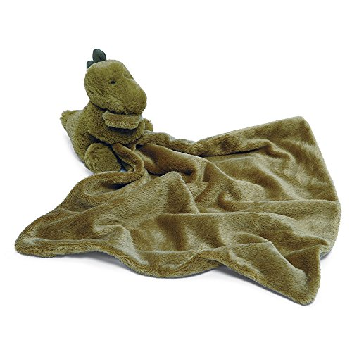 Jellycat Bashful Dino Soother front-514752