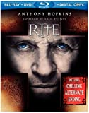 The Rite (Blu-ray/DVD Combo + Digital Copy)