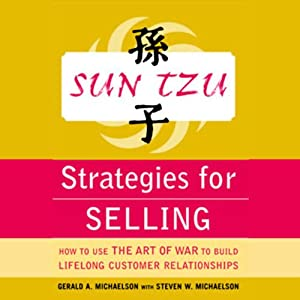 Sun Tzu Strategies for Selling Audiobook