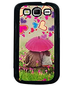 PRINTSWAG LOVER COUPLES Designer Back Cover Case for SAMSUNG GALAXY S3