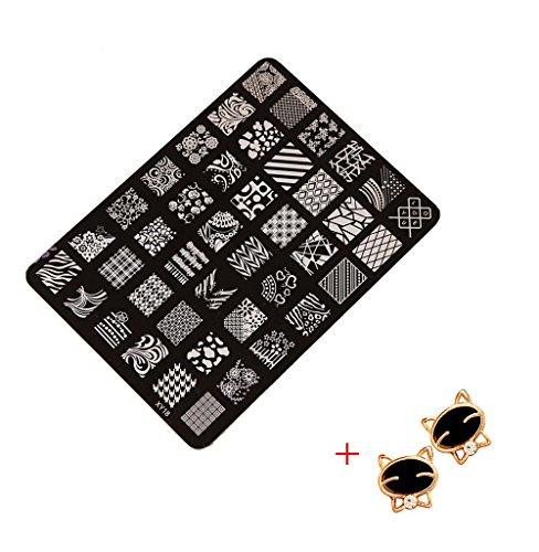 malloomr-nail-timbra-il-piatto-di-immagine-francobolli-piatto-manicure-nail