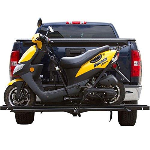 Black Widow Mx 600x Steel Motorcycle Carrier Vehicles