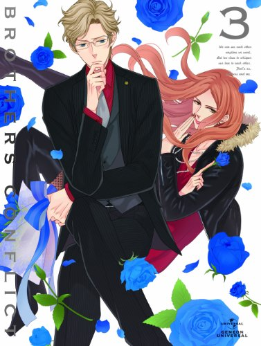 TVアニメ BROTHERS CONFLICT 第3巻 [DVD]