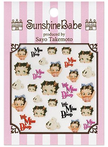 SunshineBabe ネイルシール Little Miss Boop