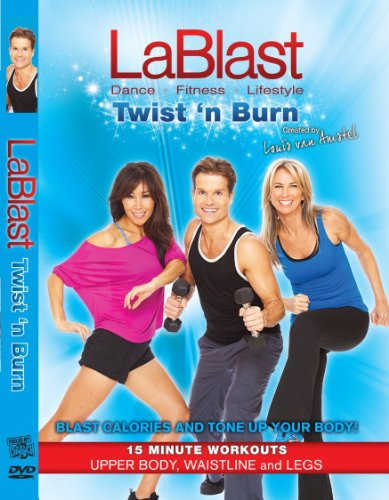 """LaBlast Level 4 DVD """"Twist 'n Burn"""""""