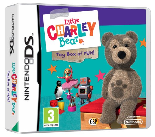 Toy Game On Ds : Best little charley bear toys