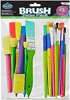 Royal & Langnickel RART-18 Pack de pinceaux pour activité créative 25 pièces