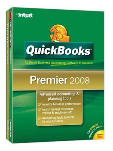 QuickBooks Premier 2008 [Old Version]
