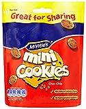 Mcvitie's Mini Choc Chip Cookies 125 G (pack Of 8)
