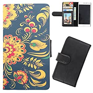 DooDa - For Lava Xolo A500s PU Leather Designer Fashionable Fancy Flip Case Cover Pouch With Card, ID & Cash Slots And Smooth Inner Velvet With Strong Magnetic Lock