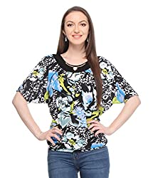 Wearsense Women's Top (Multi-Coloured, Medium)