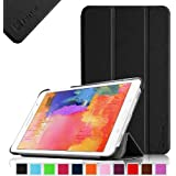 Fintie Samsung Galaxy Tab Pro 8.4 Slim Shell Case Cover - Ultra Slim Lightweight Stand for TabPro 8.4-inch Tablet with Auto Sleep/Wake Feature, Black