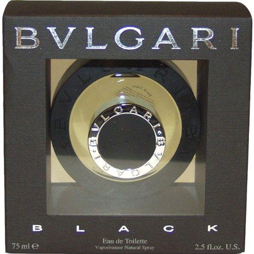 Bvlgari Black By Bvlgari For Men and Women. Eau De Toilette Spray 2.5 Ounces