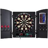 Bullshooter by Arachnid Crickettmaxx 1.0 Electronic Dartboard Cabinet Set