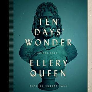 Ten Days' Wonder Audiobook