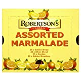 Robertson's Classic Assorted Marmalade 100 x 20g Portions