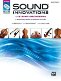 Sound Innovations for String Orchestra, Bk 1: A Revolutionary Method for Beginning Musicians (Bass) (Book, CD & DVD)