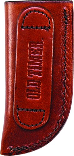 Old Timer LS3 Small Slip-In Leather Belt Sheath