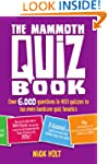The Mammoth Quiz Book: Over 6,000 que...