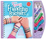 Fancy Friendship Bracelets (Klutz) (1591746922) by Johnson, Anne Akers