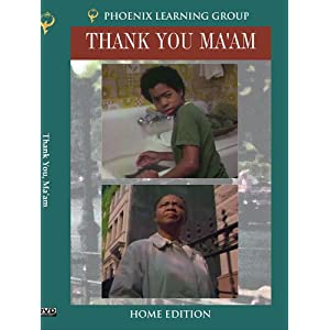"thank you mam essay Saying thank you most young people can benefit from having a trusting relationship with an older person in the story ""thank you, ma'am,"" by langston hughes, a young man named roger tries to steal a woman's purse."