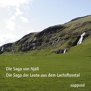 Die Saga von Njáll / Die Saga der Leute aus dem Lachsflusstal Audiobook