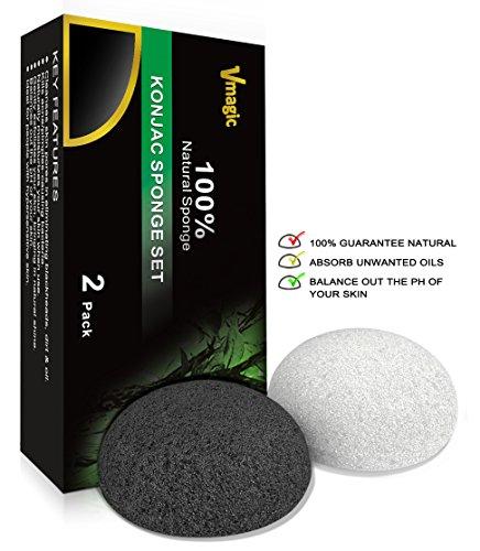 vmagic-2pcs-natural-bamboo-konjac-sponge-100-natural-vegetable-fiber-for-best-beauty-facial-cleansin