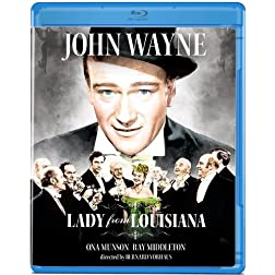 Lady From Louisiana [Blu-ray]