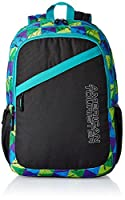 American Tourister Hashtag Multicolor Casual Backpack (Hashtag 04_8901836130867)