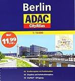 ADAC CityAtlas Berlin 1:15 000