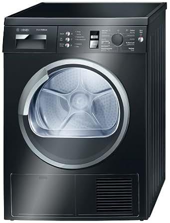 Bosch WTE863B1GB - Avantixx Condenser Tumble Dryer Black Edition