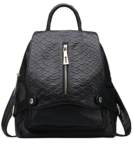 saierlong-new-womens-black-cowhide-genuine-leather-casual-daypacks-travel-bags-college-school-backpa