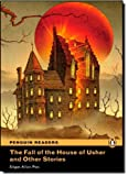 Fall of the House of Usher and Other Stories, The, Level 3, Penguin Readers (2nd Edition) (Penguin Readers, Level 3) (1405862351) by Poe, Edgar Allen