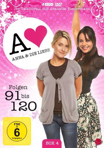 Anna und die Liebe - Box 4, Folgen 91-120 (4 DVDs) hier kaufen
