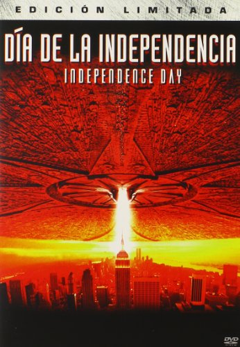 DVD : Independence Day (Spanish Version, Spanish Packaging, Widescreen)
