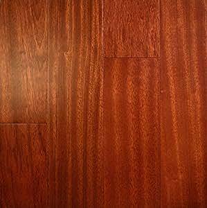 Sample ark floors brazilian cherry jatoba cherry for Hardwood flooring 4 inch