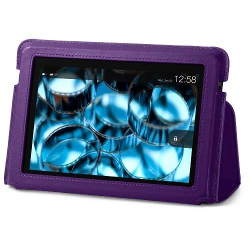 Marblue (Kindle Fire HD(第3世代) 専用カバー) Origin ベーシック カバー/スタンド パープル