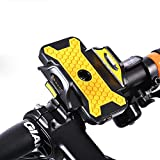 Universal Motorcycle MTB Bike Bicycle Handlebar Mount Holder for Iphone6 6S 5 5S 5C 4 4s Galaxy S6 S5 S4 Note 3 2 1 HTC LG GPS Etc.