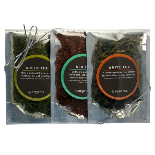 Healthy Teas - Loose Leaf Tea Sampler Set