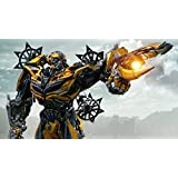 Movie Transformers Age Of Extinction Transformers Bumblebee ON FINE ART PAPER HD QUALITY WALLPAPER POSTER