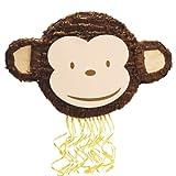 Mod Monkey Pull-String Pinata