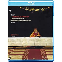 Bach: St. Matthew Passion [Blu-ray]