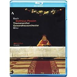 Bach: St. Matthew Passion [Blu-ray]