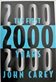 The First 2000 Years (0533135249) by Carey, John