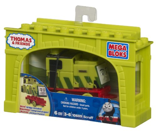 Mega Bloks Thomas & Friends - Scruff - 1